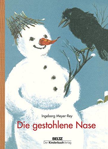 Die gestohlene Nase: Bilderbuch