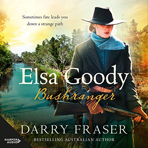 Elsa Goody, Bushranger cover art