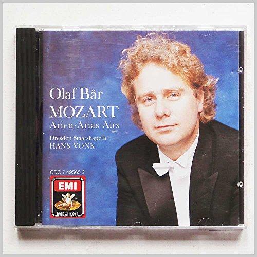 Mozart:Arias