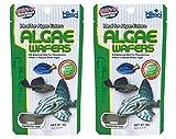 Hikari Tropical Algae Wafers Fish Food [Set of 2] Size: 1.41 Ounces