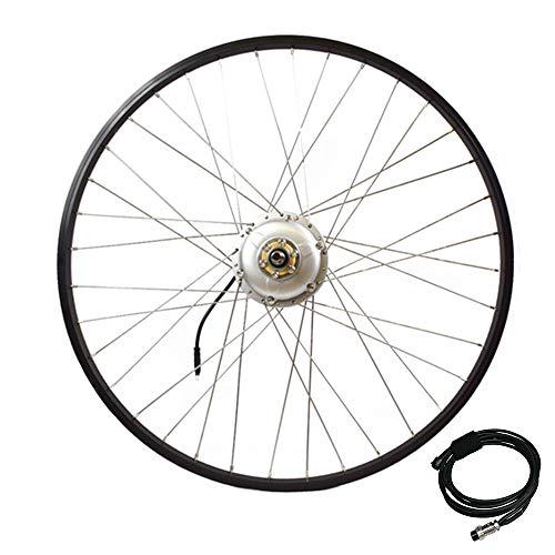 Electric Bike Conversion Kit / Li-ion 10.4 Ah Included 24V 250W Front Wheel (24' Wheel)