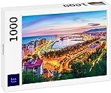Lais Puzzle Málaga 1000 Piezas