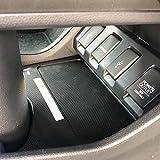 DPG Cargador Inalámbrico Qi para Coche De 10 W, Accesorio De Cargador Inalámbrico para Honda Hrv Xrv Vezel 2015 2016 2017 2018