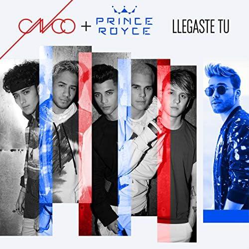 CNCO & Prince Royce