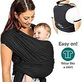 Koala Babycare Une écharpe de portage facile à enfiler, réglable, unisex |...