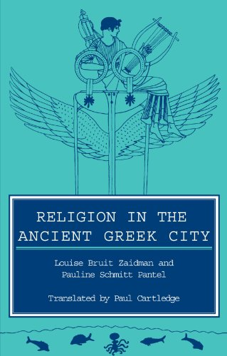 Religion in the Ancient Greek City
