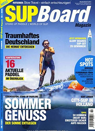 SUP Board Magazin 2/2020