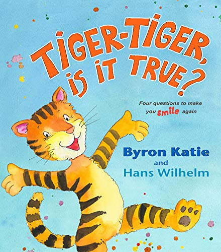 Tiger-Tiger, Is It True?: Four Questions to Make You Smile Again (English Edition)