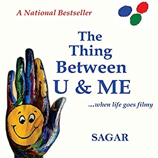 The Thing Between U & Me cover art
