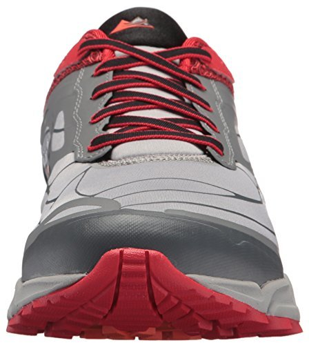 Product Image 4: Columbia Men's CALDORADO III Trail Running Shoe, steam, Tangy Orange, 9.5 D US