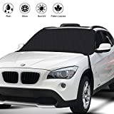HRDJ Car Windshield Snow Cover, Auto Snow Windshield Cover Ice...