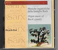 Musiche Organistiche Della Famiglia Bach: R.doni(Org)