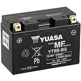 Batteria YUASA yt9b BS, 12V/8AH (dimensioni: 150X 70X 105) per Yamaha xp500T MAX anno 2002