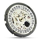 MASUNN Reloj de pulsera automático mecánico de alta precisión Movimiento de reloj de doble...
