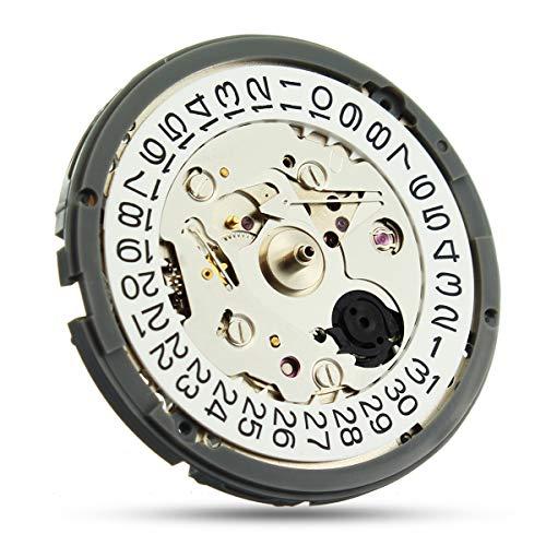 RanDal Hohe Genauigkeit Mechanische Automatische Armbanduhr Doppelkalender Uhrwerk