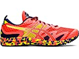 ASICS Men's Gel-Noosa Tri 12 Running Shoes, 7M, Flash Coral/Flash Coral