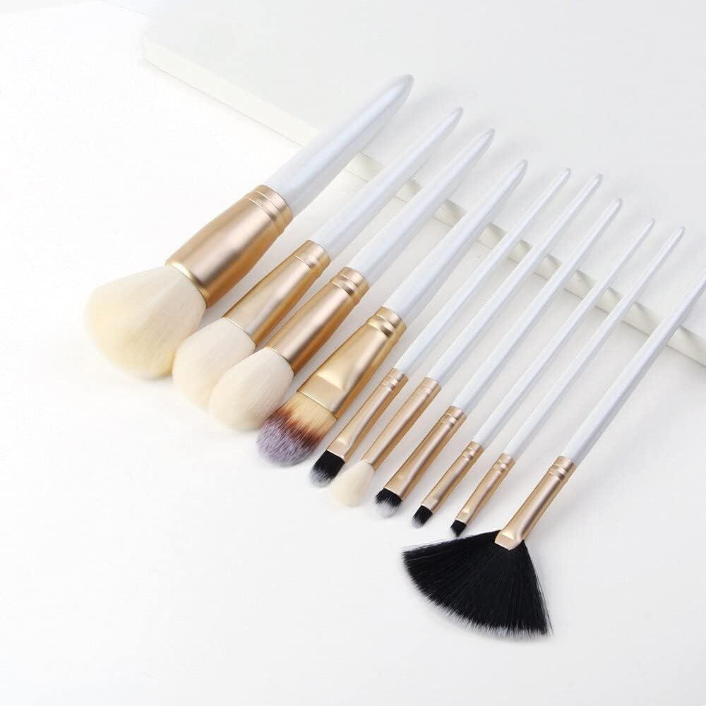 Make Up Brushes Makeup Set Powder Ranking TOP2 Max 59% OFF Eyeshadow 10Pcs Brush