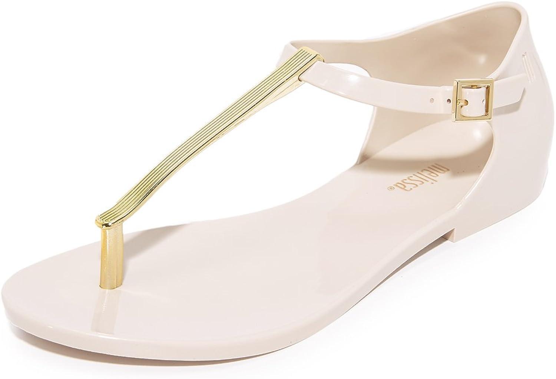 Melissa Women's Honey Chrome Sandals