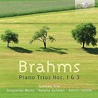 PIANO TRIOS NO.1 & 3