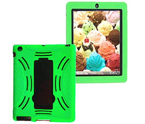 ipad 4th Generation 3in1 Kids Cases Fit for Ipad...