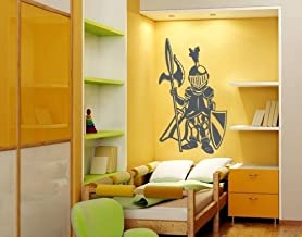 knight mural