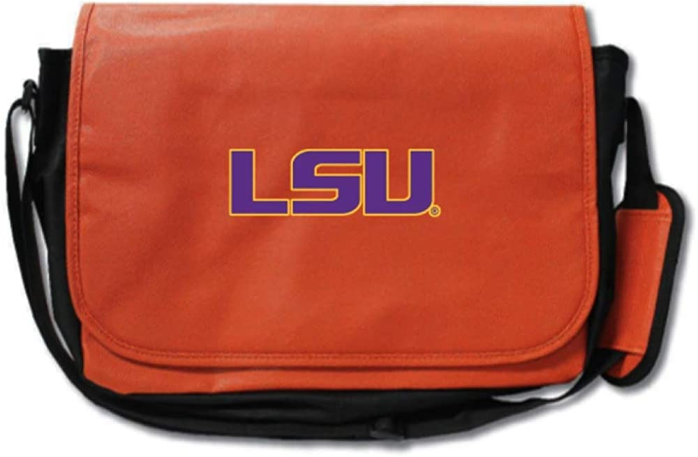 Some reservation Zumer Sport LSU Tigers Basketball Computer Dealing full price reduction Laptop Case M Leather