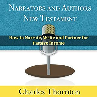 Narrators and Authors New Testament cover art