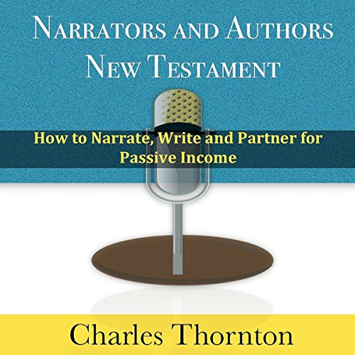 Narrators and Authors New Testament audiobook cover art