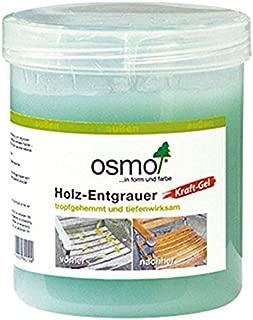 OSMO 6609 Holz-Entgrauer Kraft-Gel 5 Liter