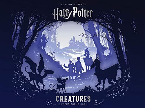 Harry Potter Creatures: A Paper Scene Book