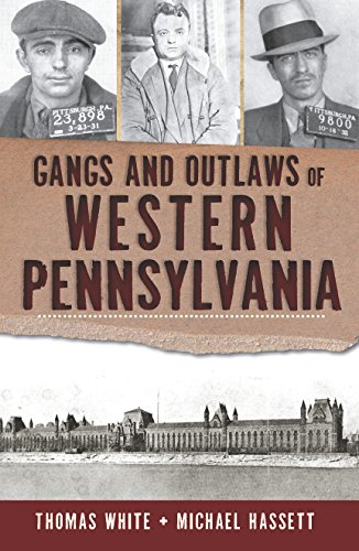 Gangs and Outlaws of Western Pennsylvania (True Crime) (English Edition)