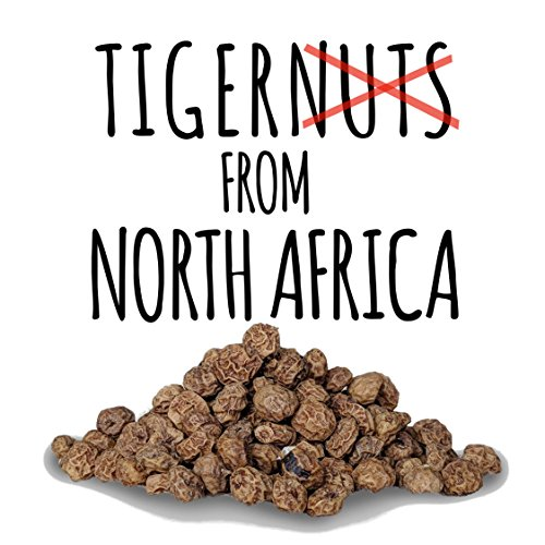 ROOTS Tigernut Butter - Aip Diet and Paleo Compliant - Allergen Friendly - Nut Free, Seed Free, Gluten Free, Soy Free - Tiger nut - Aip Snack - (8.5 ounces each) Original, Honey, Carob Flavor 3 Pack