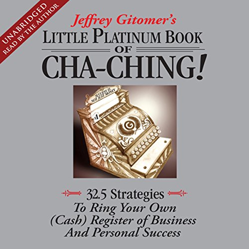 The Little Platinum Book of Cha-Ching audiobook cover art