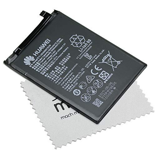 Batería para Huawei Original HB356687ECW para Huawei P30 Lite, Honor 7x, Honor View 10, Mate 10 Lite, Nova 2 Plus con mungoo pantalla paño de limpieza