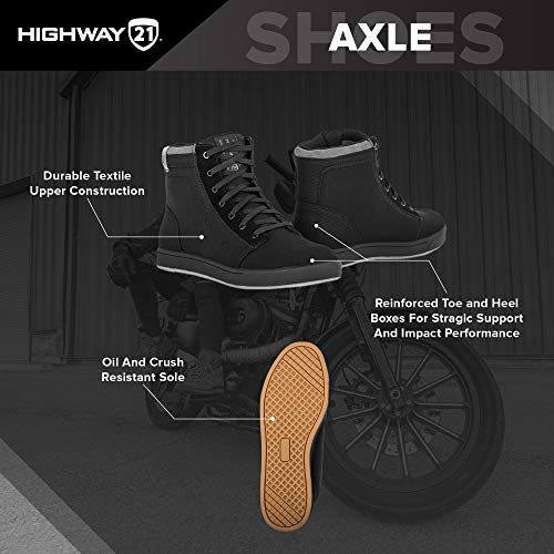 Highway Motorcycle Riding Shoes