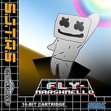 Fly - Marshmello (Sega Megadrive) (Remix)