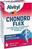 Alvityl - Chondroflex - 5 éléments essentiels - Mobilité articulaire - 30 jours de prise renouvelable