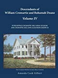 Descendants of William Cromartie and Ruhamah Doane: Peter Patrick Cromartie and Sarah Sessions Ann Cromartie and John Alexander Anders III