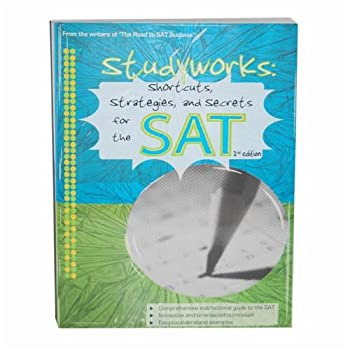 Paperback Studyworks: Shortcuts, Strategies and Secrets for the SAT Book