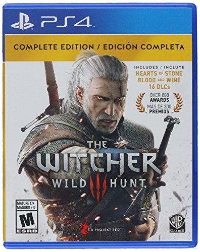 Witcher 3: Wild Hunt - Complete Edition - PlayStation 4