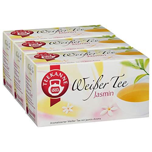 Teekanne Weißer 20 Beutel Bild