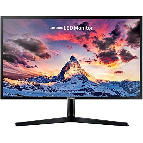 Samsung Monitor SF35 (S24F356), Flat, 24