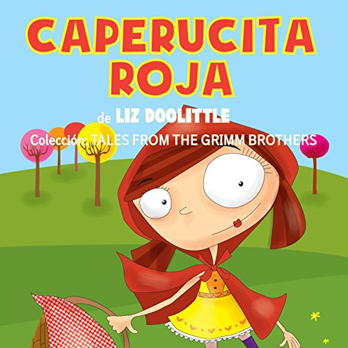 Caperucita Roja [Red Riding Hood] audiobook cover art