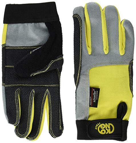 KONG – Full Gloves, Couleur Jaune, Taille s