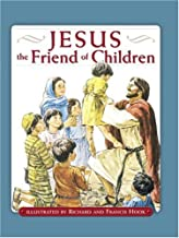 Jesus: The Friend of Children (David C Cook Read to Me Bible Stories)