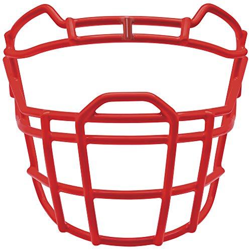 Schutt Sports VRJOP DW Carbon Steel Vengeance Varsity Football Faceguard, Scarlet