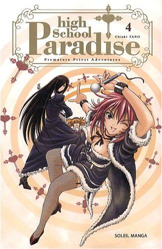 High School Paradise Priest Adventures T04