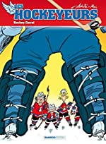 Les Hockeyeurs - tome 02 - nouvelle édition - Hockey Corral - Hockey Corral de Mel