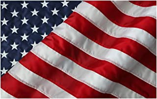 20'X30' American Flag - Nylon US Flag - Other Sizes 20'X38', 25'X40', 30'X50', 30'X60', 40'X80' - 100% Made in USA