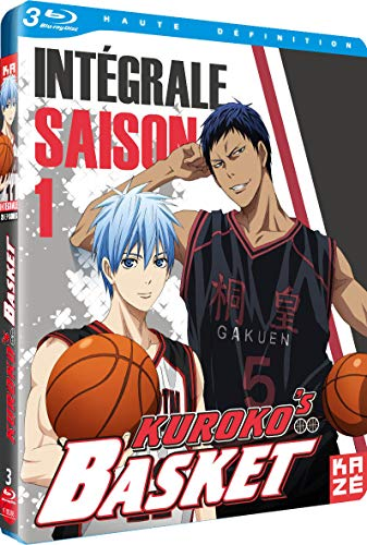 Kuroko's Basket-Intégrale Saison 1-Bluray [Blu-Ray]